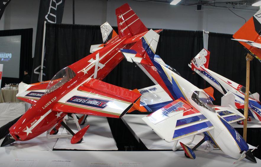 rc model airplanes, aerobatic, giant scale, extreme flight, radio control