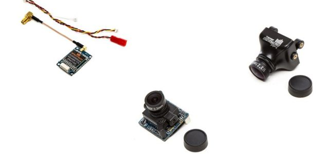 Spektrum FPV Cameras & Video Transmitter
