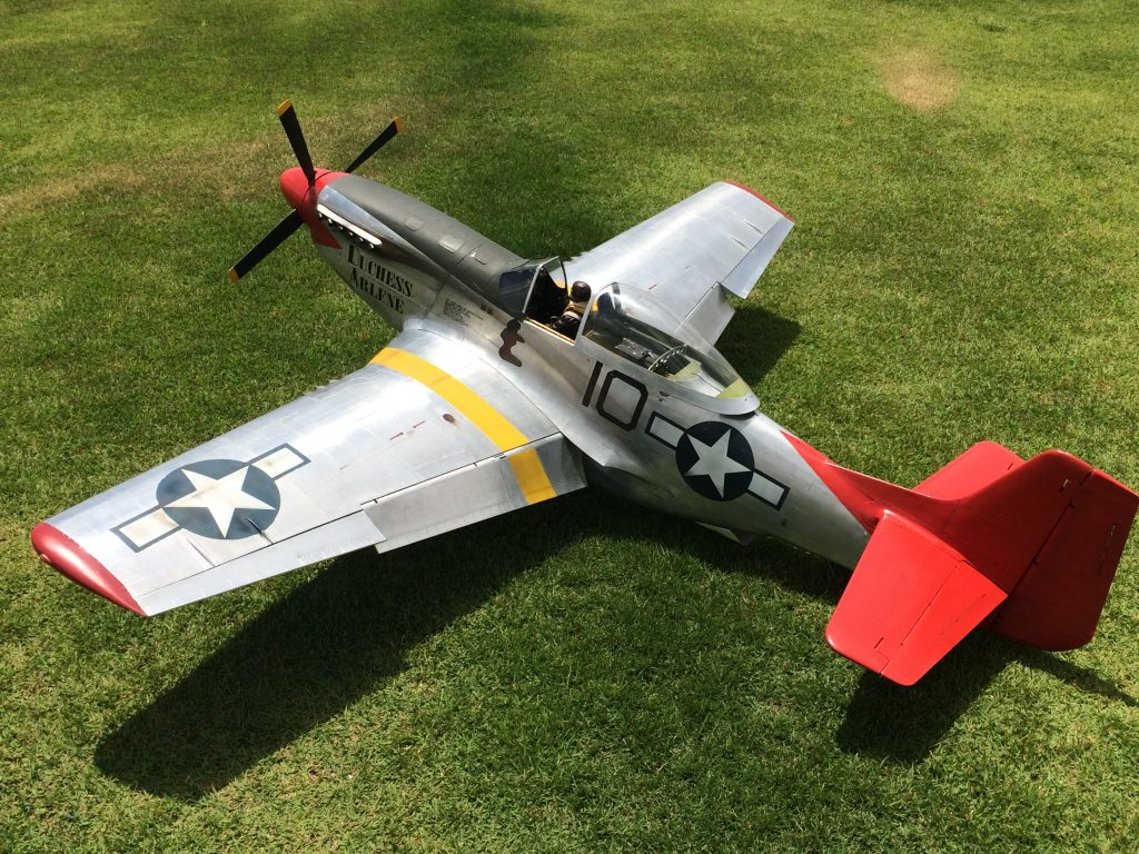 Fernando Bellegarde, P-51 Mustang, radio control, rc model airplane, rc scale, road to top gun, Top Gun scale Invitational