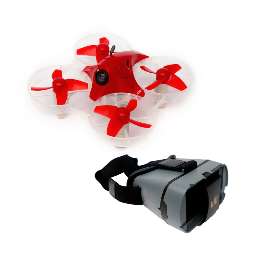 Blade Inductrix FPV + RTF With Headset Conversion
