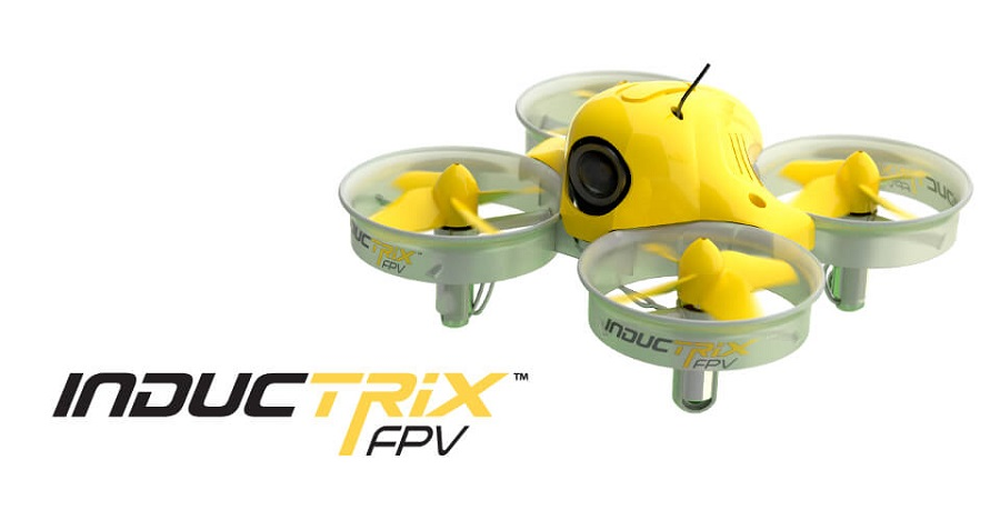 Blade Inductrix FPV RTF With Headset Conversion
