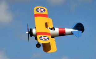 The Ziroli Treatment — A great Makeover for the new E-Flite PT-17