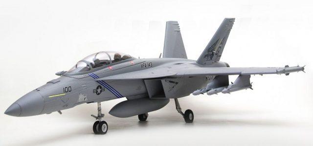 FMS F-18F Super Hornet PNP, 70mm