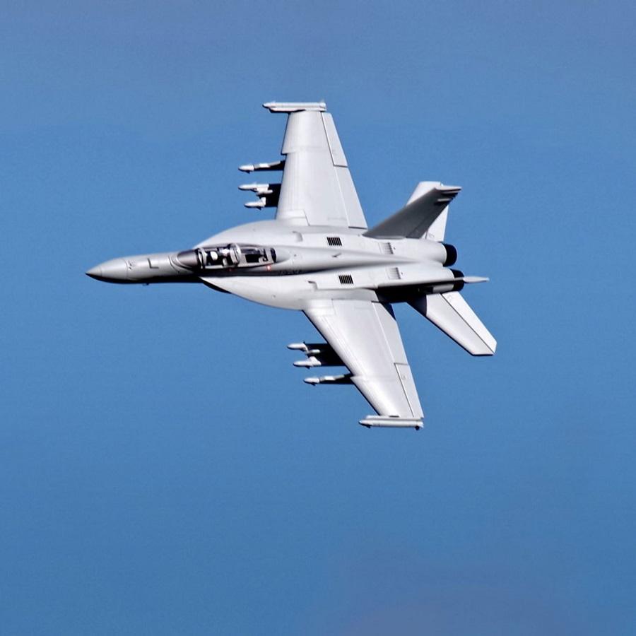 FMS F-18F Super Hornet PNP, 70mm (1)