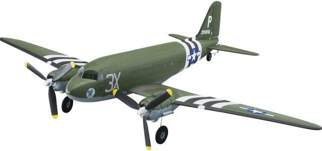 Flyzone Micro C-47 Skytrain RTF