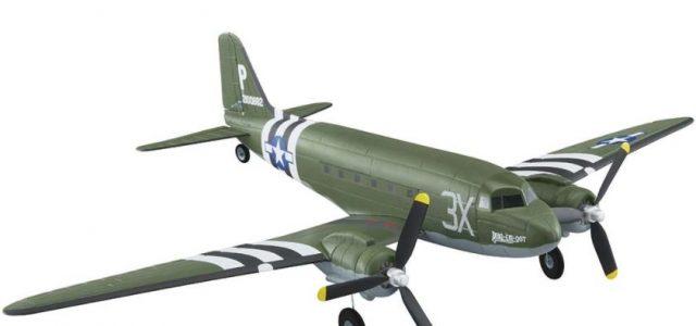 Flyzone Micro C-47 Skytrain RTF [VIDEO]