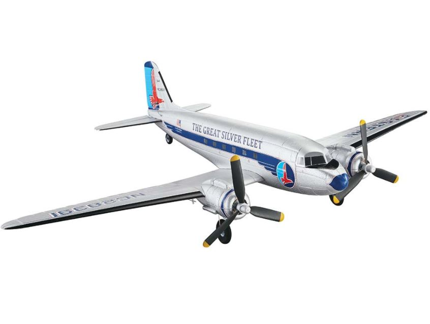 Flyzone Micro DC-3 Airliner RFT