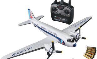 Flyzone Micro DC-3 Airliner RTF