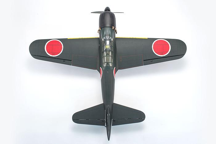 Kyosho Warbird A6M5 Zero GP50 ARF