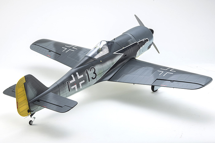 Kyosho Warbird Focke Wolf FW190A GP50 ARF