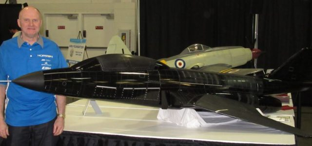 Update: David Wigley's F-101B Voodoo