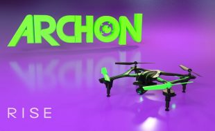 RISE ARCHON 370mm FPV GPS Drone [VIDEO]