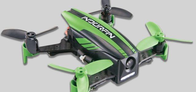 RISE INDORFIN 130 Brushless FPV Race Drone RTF [VIDEO]