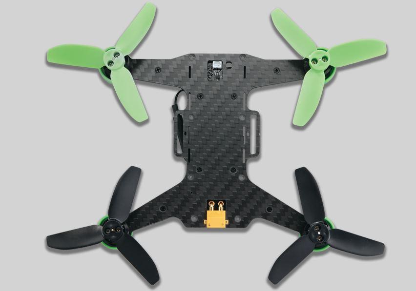 RISE INDORFIN 130 Brushless FPV Race Drone RTF