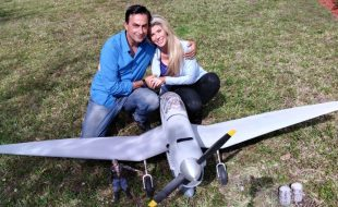 RC airplanes — Road to Top Gun — Ralph Esposito and his Junker Ju 87 Stuka Dive Bomber