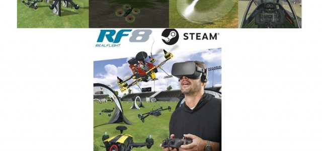 RealFlight 8 Launching On Steam - Model Airplane News