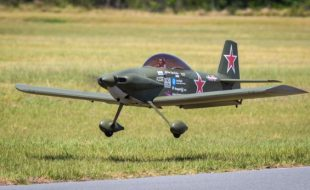 Road to Top Gun — Steve Thomas and his Vans RV4 44% Team Scale Entry