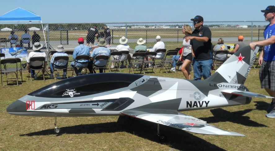 RC airplanes - Florida Jets and Jets Week - Model Airplane News