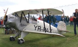 Bücker Jungmeister — A Really Big RC Biplane