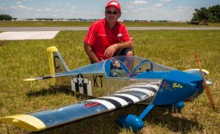 Road to Top Gun — Carlos Rangel and his 30% Scale All-Aluminum Sonex