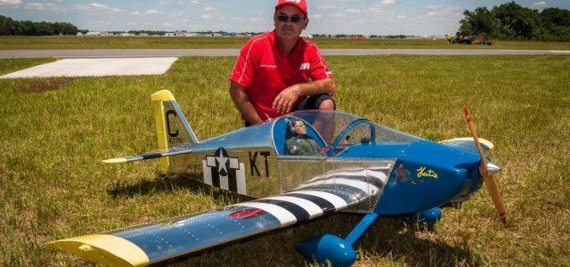 Road to Top Gun — Carlos Rangel and his 30% Scale All-Aluminum Sonex