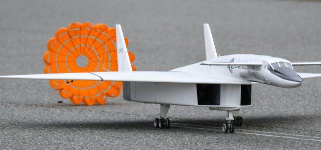 Update! Bret Becker's XB-70 Valkyrie