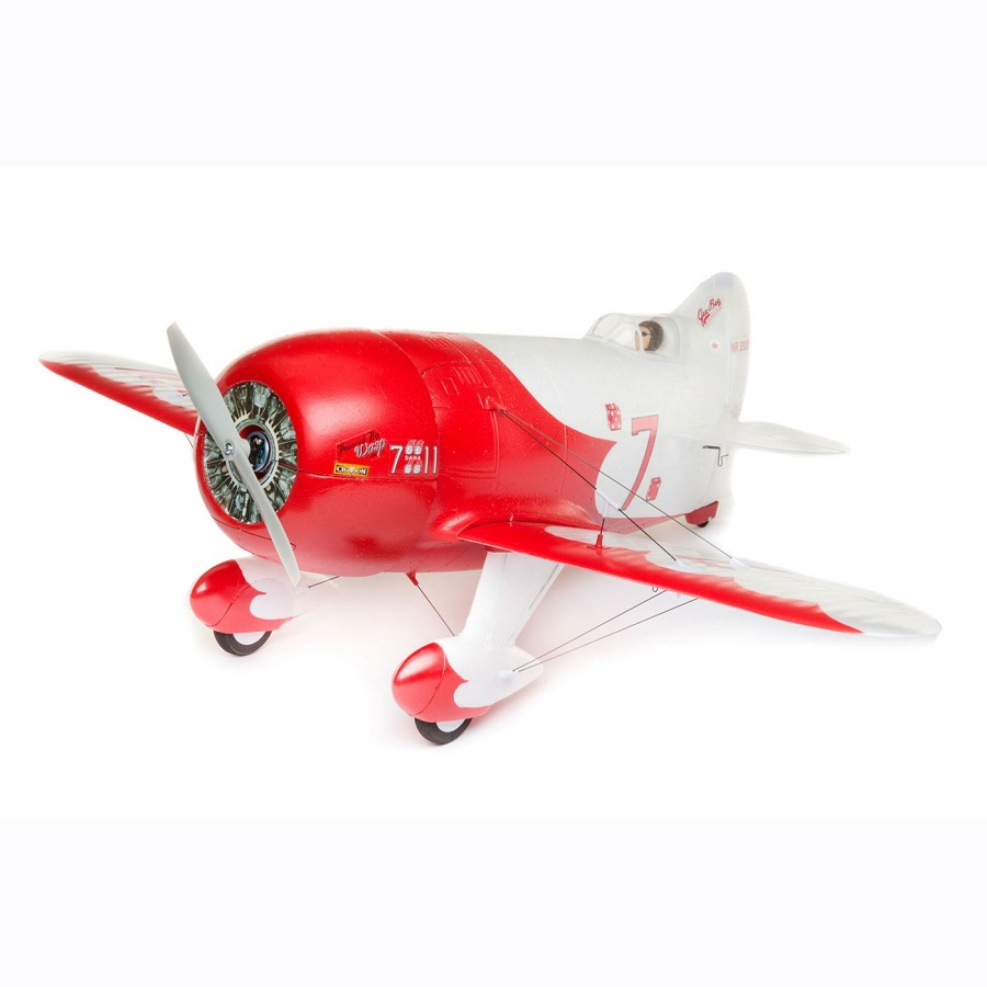 E-flite UMX Gee Bee R-2 BNF Basic With AS3X & SAFE Select