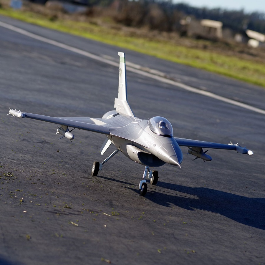 FMS F-16C Fighting Falcon PNP, 70mm Fan