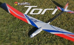 Great Planes Tori 2M EP Glider ARF [VIDEO]