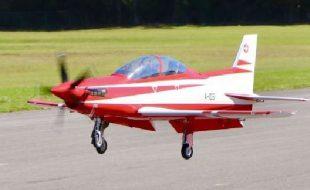 Pilatus PC-21 Turboprop — Henry Castellanos' Road to Top Gun Entry