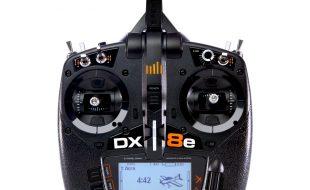Spektrum DX8e 8-Channel Transmitter
