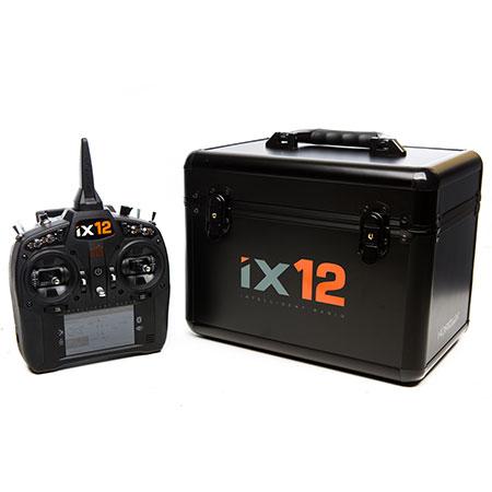 Spektrum iX12 Air Transmitter Case