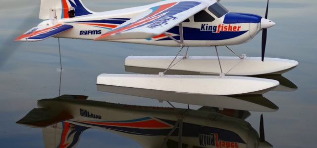 FMS Kingfisher 1400mm PNP
