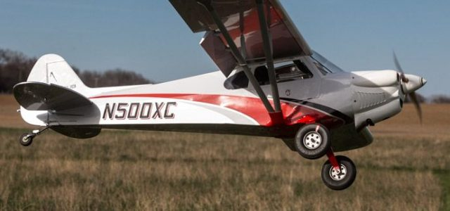 Hangar 9 XCub 60cc ARF [VIDEO]