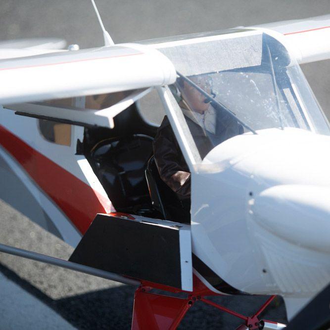 Hangar 9 XCub 60cc ARF