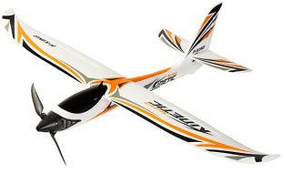 HobbyKing Super Kinetic Sport Glider 815mm (32″) PNF [VIDEO]