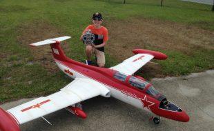 Top Gun Flightline Photos — Young Gun Zavi Machinchy's L-29