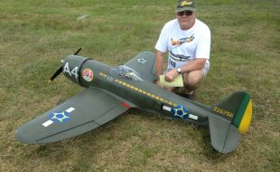 Top Gun Thunderbolt — P-47 from Brazil