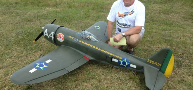 Top Gun Thunderbolt — P-47 from Brazil