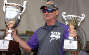Jack Diaz wins Mr. Top Gun Title at the 30th Annual Top Gun Scale Invitational