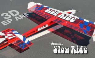 Tower Hobbies Slow Ride 3D EP ARF [VIDEO]