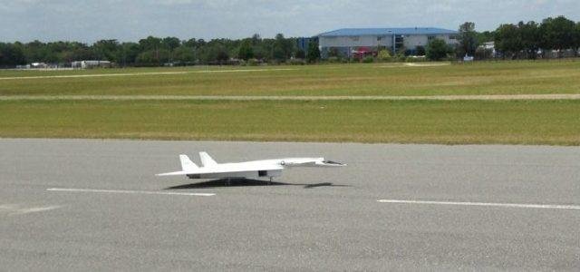 Top Gun Flightline — First flight of the XB-70 Valkyrie