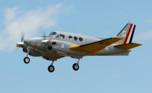 Top Gun — First Place Team — Beechcraft King Air C-90