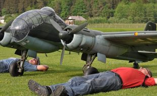 Giant Junkers Ju-188