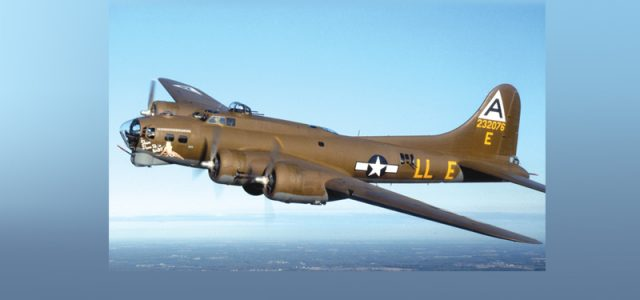 New For Premium Members — Downloadable Boeing B-17 3-View Drawings