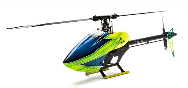 Blade Fusion 480 Helicopter Kit [VIDEO]
