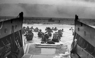 D-Day — June 6, 1944 — The Beginning of the End of the War in Europe