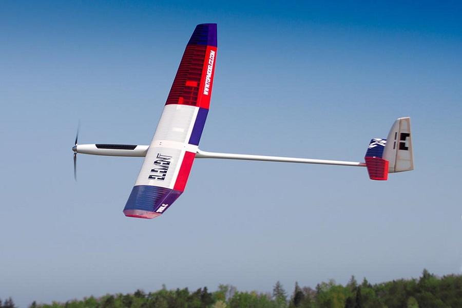 Element 3.5E F5J_ALES Electric Sailplane (ARF)