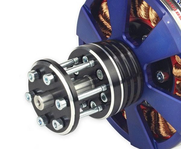 Esprit HD & 3D Motors
