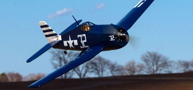 Hangar 9 F6F Hellcat 15cc Sport Scale ARF [VIDEO]